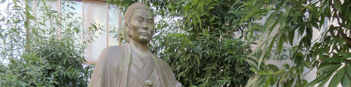 近藤勇と新選組隊士の墓